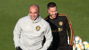 Belgium manager Roberto Martinez has claimed that his team deserve to win the European Championships set to take place next year. The Belgian team completed...