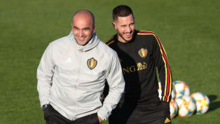 ​Belgium head coach Roberto Martinez has revealed that he has 'no doubts' that Real Madrid forward Eden Hazard will overcome his ankle injury in time to...