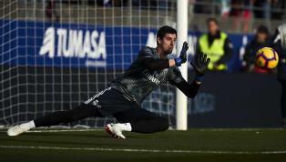 Madrid Tak Tampil Sempurna Saat Kalahkan Huesca, Courtois Salahkan Angin