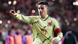 James Rodriguez's father-in-law has claimed that the Colombian would be very interested in a move toNapoli if he finds himself looking for a new club this...