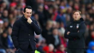 Unai Emery Insists Arsenal Had Greater Control Despite 3-2 Loss to 'Efficient' Southampton