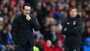 Peringatan Keras Unai Emery Usai Kekalahan Arsenal dari Southampton