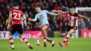 The tone for Jack Grealish's afternoon was set early on during Aston Villa's trip to Southampton on Sunday. Picking the ball up on his favoured left-hand...