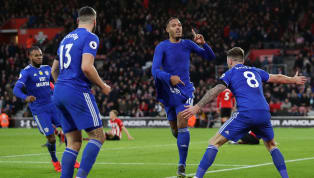 irds An injury time effort from Kenneth Zohore was enough to snatch all three points for Cardiff as the Bluebirds secured a dramatic 2-1 win over Southampton...