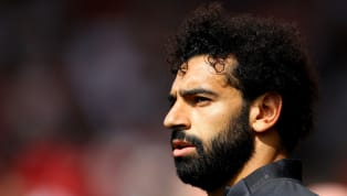 ​Mohamed Salah has insisted he's happy at Liverpool and loves the club's fans, after Sky Sports pundit Gary Neville suggested he will leave Anfield within the...