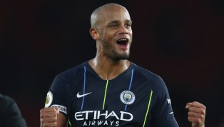 ​Manchester City defender Vincent Kompany is set to sign a new short-term contract to remain at the Etihad Stadium for a further year. The Belgian's current...