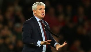 Southampton manager Mark Hughes said that he is pleased with a 'positive point' after his side's thrilling 2-2 draw at home to Manchester United. The Saints...
