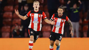 Win Southampton scored two goals in five second half minutes to record a vital 2-1 win over Watford at St. Mary's, their first Premier League victory at home...