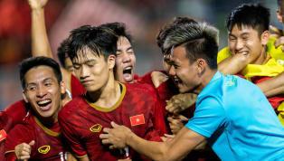 Timnas Indonesia U-22 urung meraih medali emas di cabang olahraga sepak bola pada SEA Games 2019. Bermain di final melawan Vietnam U-22 di Rizal Memorial,...
