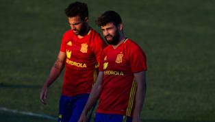 L'ancien milieu du FC Barcelone imagine bien son ami, Gérard Piqué, comme un futur président du clubcatalan. Il est revenu également sur lescontacts qu'il...