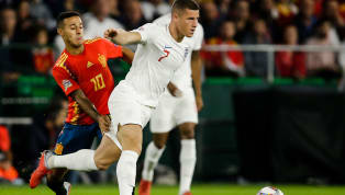 Spain international Marcos Alonso has raved about Ross Barkley's performance for England during their impressive 3-2 win against his national side on Monday...