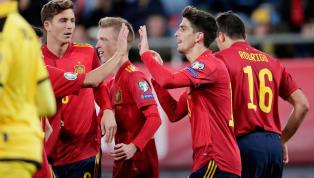 La selección española goleó hoy (7-0) y certificó la primera posición del grupo F de clasificación de la Eurocopa. La Roja fue muy superior a Malta en todo...