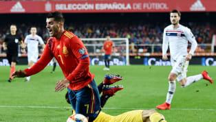 En el día de hoy España disputó su primer partido de esta clasificación para la Eurocopa. El partido finalizó 2 a 1 a favor de España, pero el resultado se...