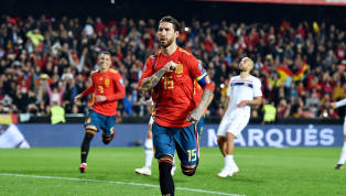 ​Spain national team coach Luis Enrique has hailed skipper Sergio Ramos after the defender's penalty helped the La Roja to open their Euro 2020 qualifying...