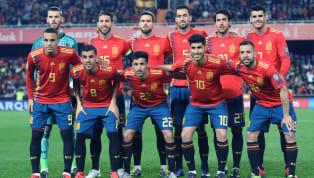 La selección española sigue de pruebas. En la victoria de ayer por 0-2 ante Malta, hasta ocho jugadores que no habían sido titulares tres días antes frente a...