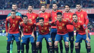 La selección española visita mañana a la selección de las Islas Feroe para medirse en el tercer partido correspondiente a la fase de clasificación para la...