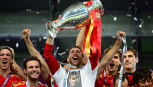 Sergio Ramos wrote his name into the record books on Saturday evening, as he became Spain's most capped international footballer of all time.  Ramos was named...