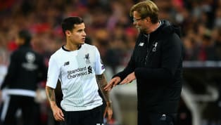 ​Liverpool manager Jürgen Klopp has explained how a mini injury crisis in the squad was the reason for Philippe Coutinho's drawn-out move to Barcelona in...