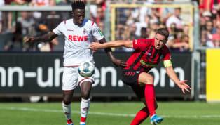 1. FC Köln Eine Änderung in der #effzeh-Startelf: Gegen den SC Freiburg rückt Dominick #Drexler für Jan #Thielmann in die Anfangsformation.🔴⚪ FC-Neuzugang...
