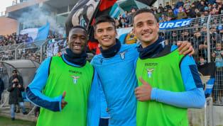 Brescia Calcio folgt... Lazio Rom 📋 Mister #Inzaghi ha scelto l'undici per affrontare il @BresciaOfficial! #CMonEagles 🦅 pic.twitter.com/FaRjAAlYDn —...