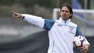 Lazio 📋 #LazioRoma 📋 Mister #Inzaghi ha scelto l'undici che affronterà la @OfficialASRoma: fuori @ciroimmobile, @FelipaoCaicedo dal 1'! #CMonEagles 🦅...