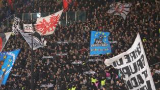 Die Fans vonEintracht Frankfurtzeigten bereits während der Gruppenphase, welche große Lust sie auf die Europa League haben. Knapp 3.000 Fans begleiten die...