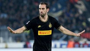Tottenham look set to rival Manchester United for the signing of veteran Inter defenderDiego Godin. The 34-year-old only joined the Nerazzurri at the...