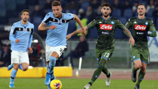 News ​Napoli are set to take on Lazio in the quarter-finals of the Coppa Italia, just ten days after going head to head in Serie A. Last time round, Lazio came...