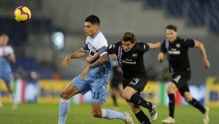 Sampdoria 📄 Per crederci ancora. 💪🏻 #SampLazio pic.twitter.com/krcV5P0GQn — U.C. Sampdoria (@sampdoria) April 28, 2019 Lazio #SampLazio 📝 • In difesa torna...