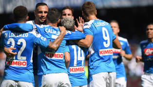 back S.S.C. Napoli returned to winning ways in Serie A thanks to Kostas Manolas' match-winning strike against Brescia Calcioat StadioSan Paolo. Dries...
