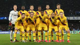 El Barcelona ha sacado hoy un buen resultado después de empatar hoy frente al Nápoles en la ida de octavos de final de la Champions League (1-1). Los...