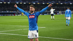 Red ​Dries Mertens became Napoli's joint-top goalscorer as the Serie A side drew 1-1 with Barcelona in the first leg of their last 16 Champions League tie. It...