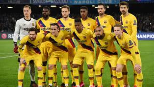 Barcelona merasakan kesulitan tinggi dalam laga kontra Napoli di Stadio San Paolo yang berakhir dengan skor imbang 1-1 dalam leg pertama babak 16 besar Liga...