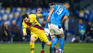 Napoli bermain imbang 1-1 dari Barcelona di leg pertama babak 16 besarLiga Championpada Rabu (26/2) dini hari WIB. Hasil imbang ini membuka peluang sama...