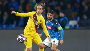 Barcelonagagal mewujudkan target untuk meraih kemenangan dan harus puas dengan hasil imbang 1-1 saat melakoni laga tandang ke Stadio San Paolo markas...