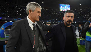 Nou Napoli head coach Gennaro Gattuso says his side will have to battle in order to progress in the Champions League, following their 1-1 draw with Barcelona...