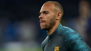 Barcelona's new arrival Martin Braithwaite is poised to start for the Catalan giants in this weekend's Clasico, with the striker operating as the third...