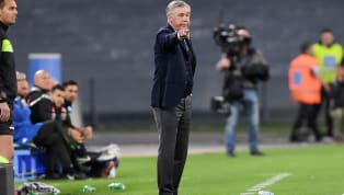 ​Napoli manager Carlo Ancelotti has insisted that he is happy at the club and is not interested in returning to Juventus following the departure of...