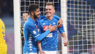 Napoli 4-0 Frosinone: Report, Ratings & Reaction as Ancelotti's Men Extend Unbeaten Run