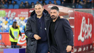 """Juventusmanager, Maurizio Sarri has opened up on their2-1 loss to his former club, Napoli in the Serie Aon Sunday, revealing that, """"he is happy for the..."""