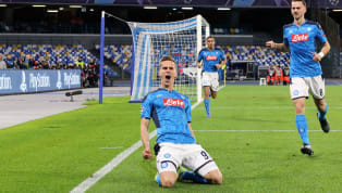 ages S.S.C. Napoli ​have sealed their place in the kncokout stages of the Champions League thanks to a first-half hat-trick from Arkadiusz Milik against Genk....