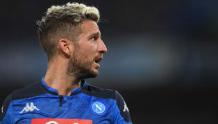 ​Inter are 'one step' away from an agreement with Napoli striker Dries Mertens to bring the Belgian to Milan for the 2020/21 season, according to one report...