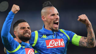 ​Legend is a word in football that gets bandied about too easily but Marek Hamsik is undoubtedly a Napoli legend. The Slovakian arrived in Naples back in 2007...