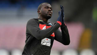 Real Madrid have been tipped to rival Manchester United in the race for Napoli centre-back Kaliou Koulibaly, with claims that Los Blancos could be readying...