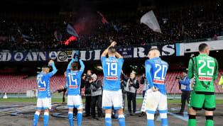 """""""Vogliamo l'Europa League"""". Questo il coro lanciato dai tifosi delNapolipresenti ieri al San Paolo, dove la squadra di Carlo Ancelottinon è riuscita a..."""