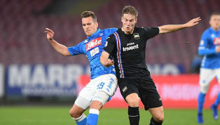 inks Tottenham, Inter and Atletico Madrid targetJoachim Andersen has discussed his future at current club Sampdoria after being linked with a move away from...