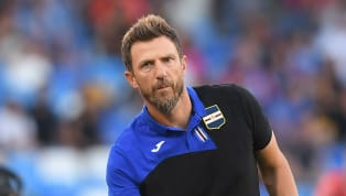SAMPDORIA (3-4-1-2): Audero; Bereszynski, Ferrari, Colley; Depaoli, Vieira, Ekdal, Murru; Rigoni; Gabbiadini, Quagliarella. All. Di Francesco TORINO (3-5-2):...