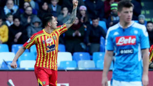 Gennaro Gattuso'sNapolicame crashing back to Earth after Lecce earned a stunning 3-2 win at a disbelieving StadioSan Paolo. Three wins on the bounce,...