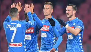 News ​Napoli host Lazio in Serie A on Sunday evening, as second plays fourth at the Stadio San Paolo. Both sides return to league action after securing their...
