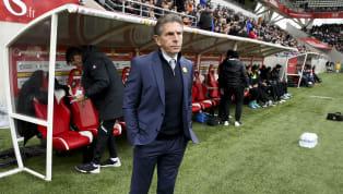 Avant de disputer la dernière rencontre européenne de la saison, le nouveau coach stéphanois est revenu sur l'élimination de son équipe et parle d'un manque...
